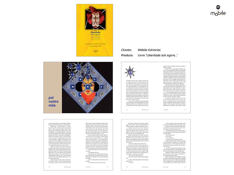 Liberdade até agora: uma antologia de contos (Móbile Editorial)